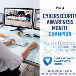 Cybersecurity Awareness Month: Tips On Practicing Basic Cyber Hygiene